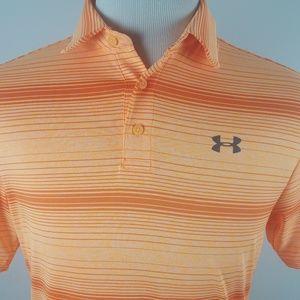 Under Armour The Playoff Golf Polo Shirt Medium